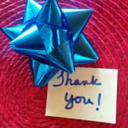 Give Thanks for Feedback – how to receive feedback gracefully and constructively